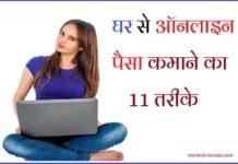 Make Money Online Work From Home