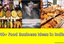 food business ideas in India