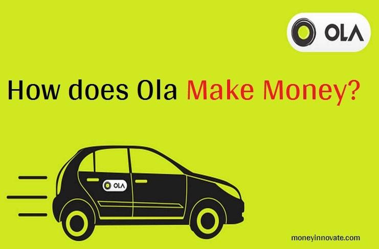 Ola Business Model In Hindi