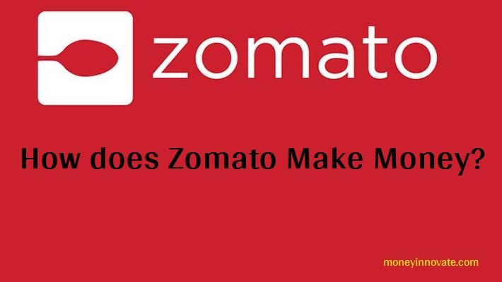 zomato business model in hindi