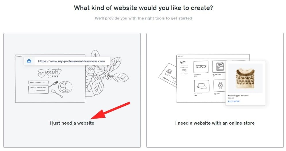 create blog on Weebly 1