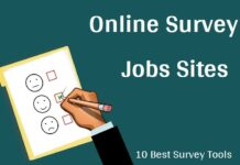 online survey jobs in Hindi