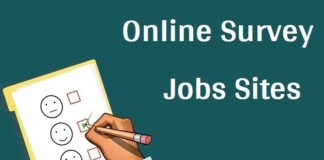 online survey jobs in Hindi