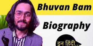 Bhuvan Bam biography in Hindi