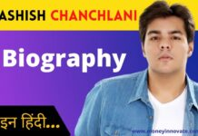 ashish chanchlani biography in Hindi