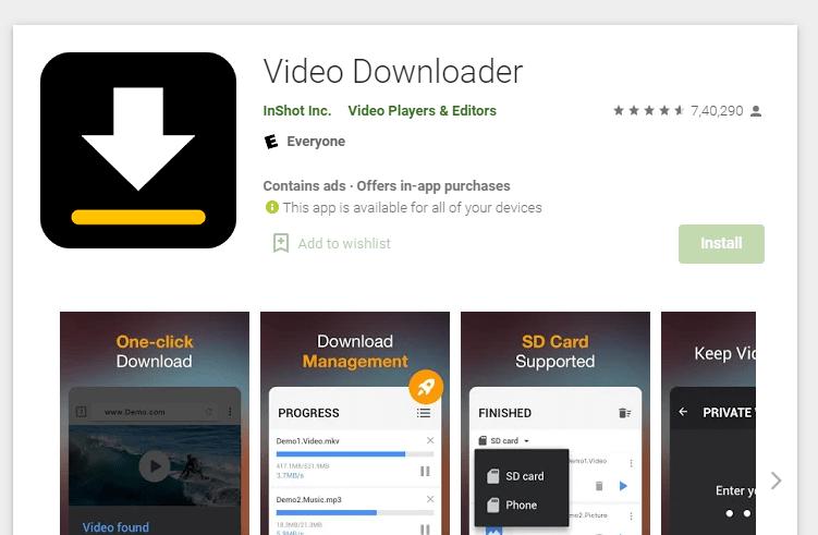 All Video Downloader Apps-min