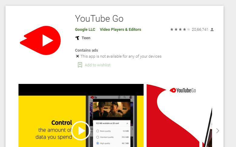 Youtube Go – Video Download Karne Wala Apps-min