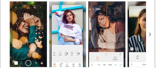 AirBrush Easy Photo Editor For The Best Moments