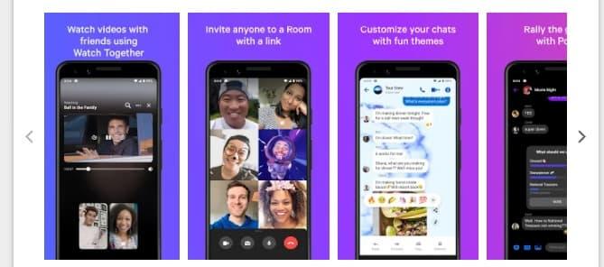 Facebook Messenger Free Video Calling Karne Wala Apps
