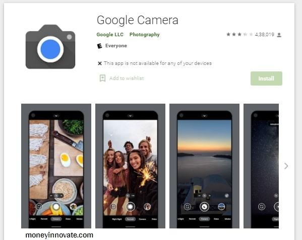 Google Camera APKs