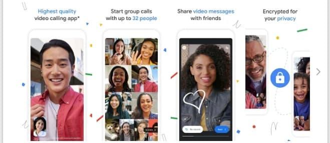 Google Duo – High Quality Video Calls