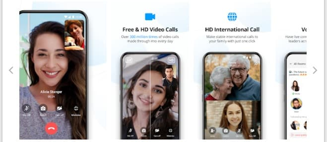 IMO Video Calling Apps