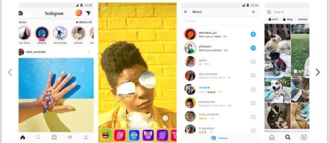 Instagram - Photo Banane Wala App