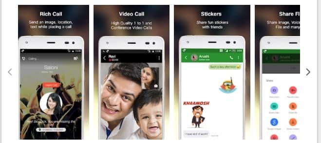 Jio4GVoice App Video Call Karne Wala Apps