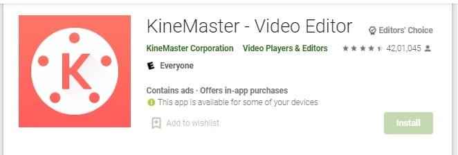 KineMaster – Video Editor, Video Maker