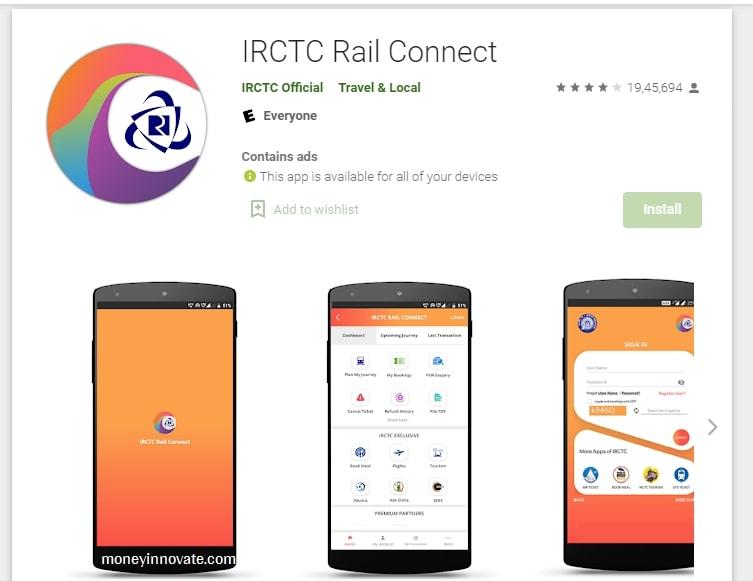 train pata karne wala apps