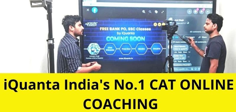 iQuanta CAT Online Coaching fees