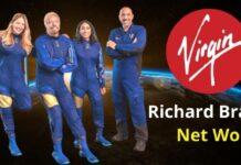 Richard Branson Net Worth Richard Branson Space Flight Date