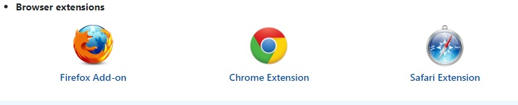 Genyoutube Browser extensions