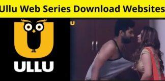 Ullu Web Series Download Filmywap