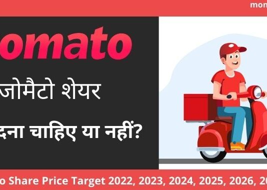 Zomato Share Price Target 2022, 2023, 2024, 2025, 2026 2030 - Future Zomato Stock